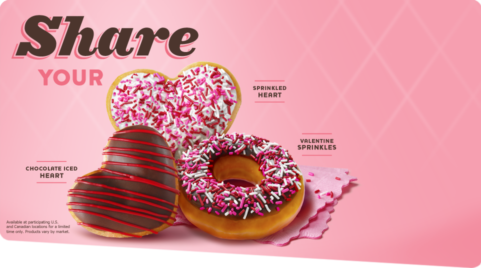 Krispy Kreme Delights